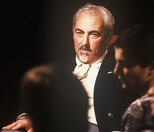 David Berglas - Appearing on television discussion After Dark in 1989