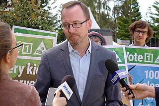 David Shoebridge Australian politician