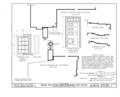 David Stauffer Farm Buildings, Harmony, Butler County, PA HABS PA,10-HARM.V,1- (sheet 11 of 24).png