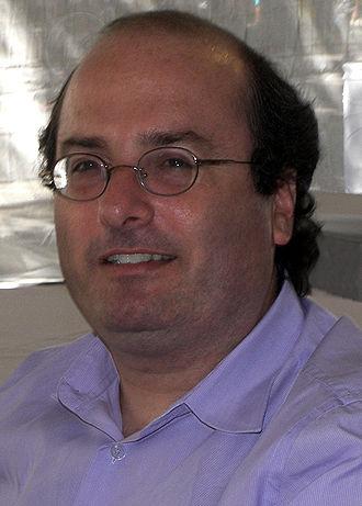 David Grann - Grann at the 2010 Texas Book Festival
