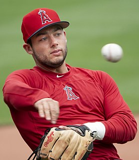 David Fletcher (baseball) American baseball player