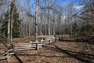 National Register of Historic Places listings in Hardeman County, Tennessee - Image: Davis Bridge Battlefield 2019 2