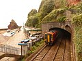 Dawlish, railway tunnel - geograph.org.uk - 1469008.jpg