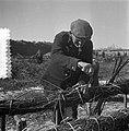 De Schelphoek op Schouwen. Film aanmaak zinkstukken, Bestanddeelnr 905-8270.jpg
