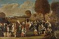 De huwelijksfuik; allegorie op het huwelijk Rijksmuseum SK-C-1550.jpeg