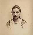 Deaconess Katherine J. Beynon. Photograph by Vernon Kaye, 18 Wellcome V0028310.jpg