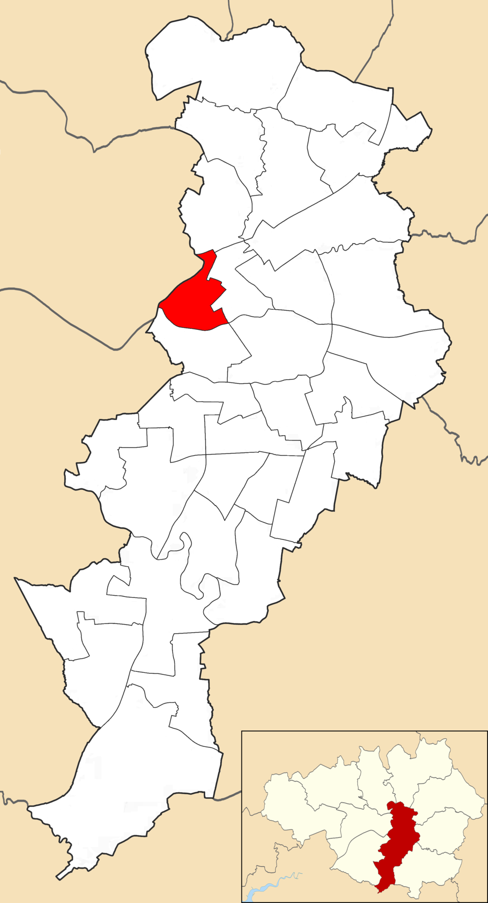 Deansgate (Manchester City Council ward) 2018