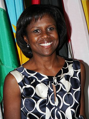 Deborah Roberts - Roberts in May 2009