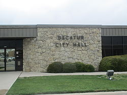 City Hall in Decatur