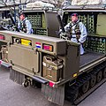 Defilé Korps Mariniers op de Coolsingel te Rotterdam ter ere van het 350 jarig bestaan. (23692898386).jpg