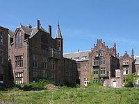 Delft - Laboratorium van de Afdeling Physica en Electrotechniek (achterzijde).jpg