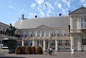 Image illustrative de l'article Palais Noordeinde