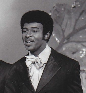 Dennis Edwards with the Temptations in 1968