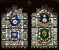 Derry Guildhall Great War Memorial Window 3 Upper Lights 2013 09 17.jpg
