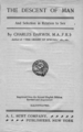 Descent of Man - Burt 1874 - Title.png