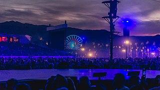 Desert Trip 2016 music festival in Indio, California