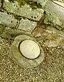 Detail from roman fort of Vindolanda 24.jpg