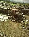 Detail from roman fort of Vindolanda 32.jpg