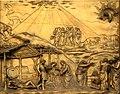 Detalle en Puerta Paraíso, Baptisterio de San Giovani 2, Florencia.JPG