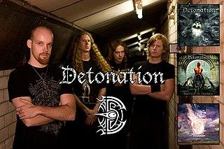 Detonation (band) Dutch band