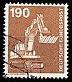Deutsche Bundespost - Industrie und Technik - 190 Pfennig.jpg