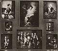 Deutscher Photograph - Daguerreotypientableau Nr. 3 mit Aufnahmen aus den Jahren 1851-1852 (Zeno Fotografie).jpg