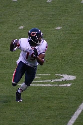 Devin Aromashodu - Devin Aromashodu during the 2009 NFL season.