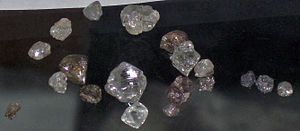 Kelsey Lake Diamond Mine - Diamonds from a prospect in the State Line Kimberlite Field, Colorado-Wyoming