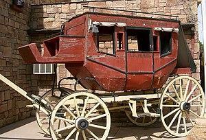 History of Wells Fargo - Wells Fargo U.S. Mail service