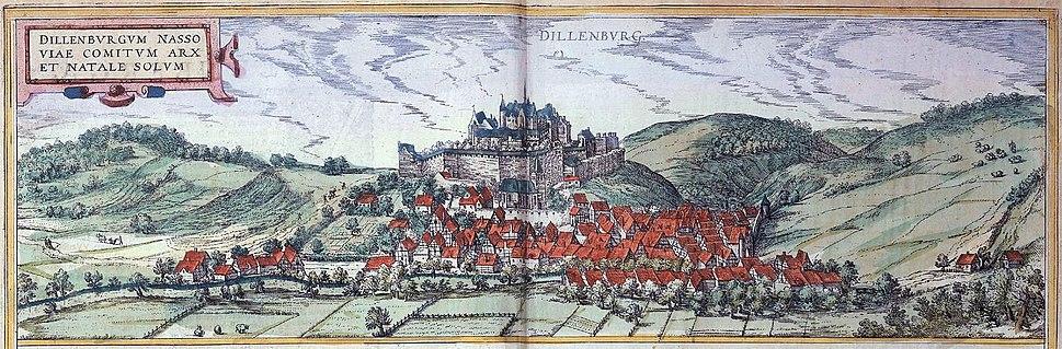 Dillenburg 1575