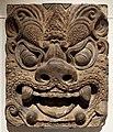 Dinastia tang, concio con maschera di orco, dalla pagoda xiuningsi, monte qingliang, prov. henan, VIII-IX sec. ac. ca.jpg