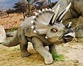 Dinosaurios Park, Triceratops young.JPG