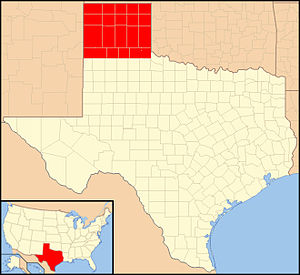 Roman Catholic Diocese of Amarillo - Image: Diocese of Amarillo in Texas