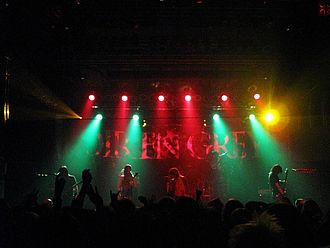 Dir En Grey - Dir En Grey in Saarbrücken in 2009.