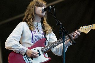 Amber Coffman American musician