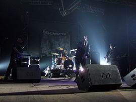 Discharge in Rom (2006)