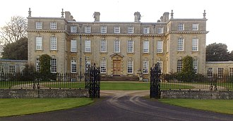 Ditchley Foundation - Ditchley House