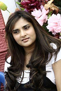 Divya Spandana Indian film actress and politician