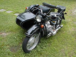 Двигатель мотоцикла днепр в схемах