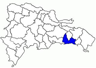 San Pedro de Macorís Province Province in Dominican Republic
