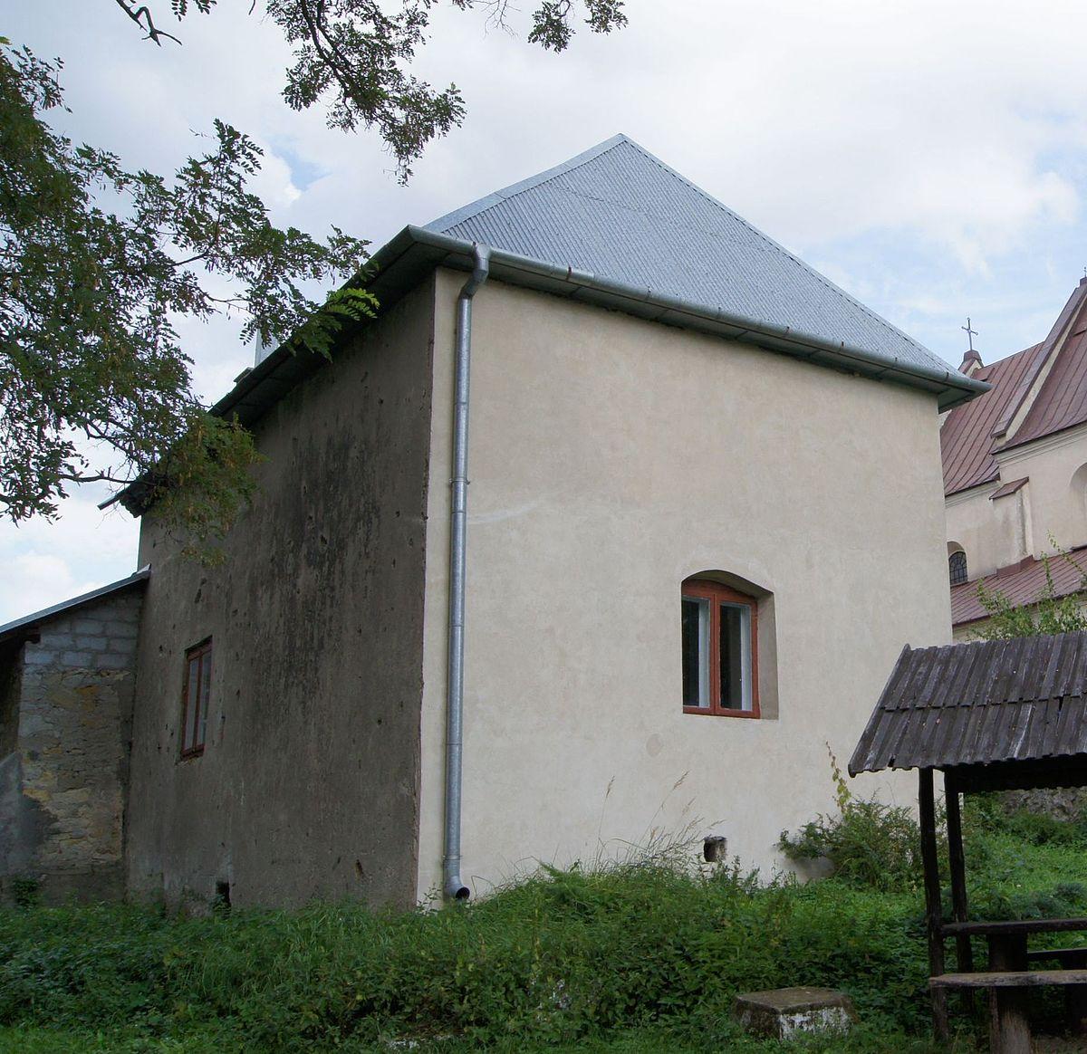 Dom ministra ariańskiego w Rakowie.JPG