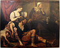 Domenico fiasella (il sarzana), sansone e dalila, genova 01.JPG