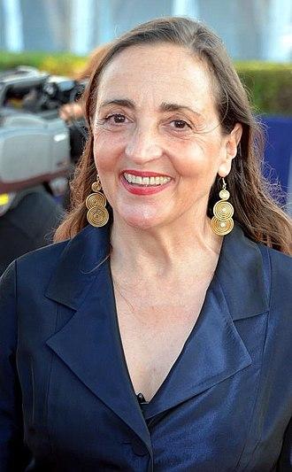 Dominique Blanc - Dominique Blanc in 2017
