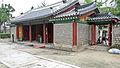 Dongmyo Shrine Outer Gate - Seoul, South Korea 13-03120.JPG