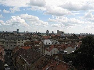 Donji grad, Zagreb - Image: Donji Grad 4
