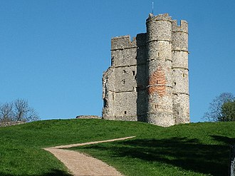 Newbury, Berkshire - Donnington Castle