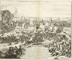 Tournai - Siege of Tournai, 1581