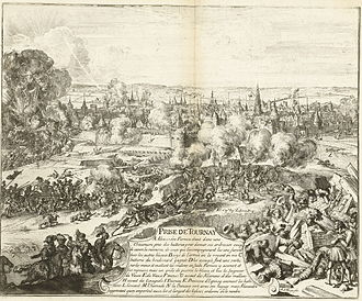 Tournai - Siege of Tournai, 1581