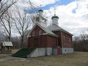 Cumberland Hill, Rhode Island - Dormition of the Virgin Mary Parish