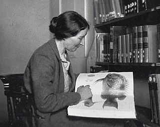Dorothy Thursby-Pelham British scientist and scientific illustrator